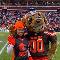 Cleveland Browns Recognize Stevan Dohanos Dean & Scholar During Game Nov. 24