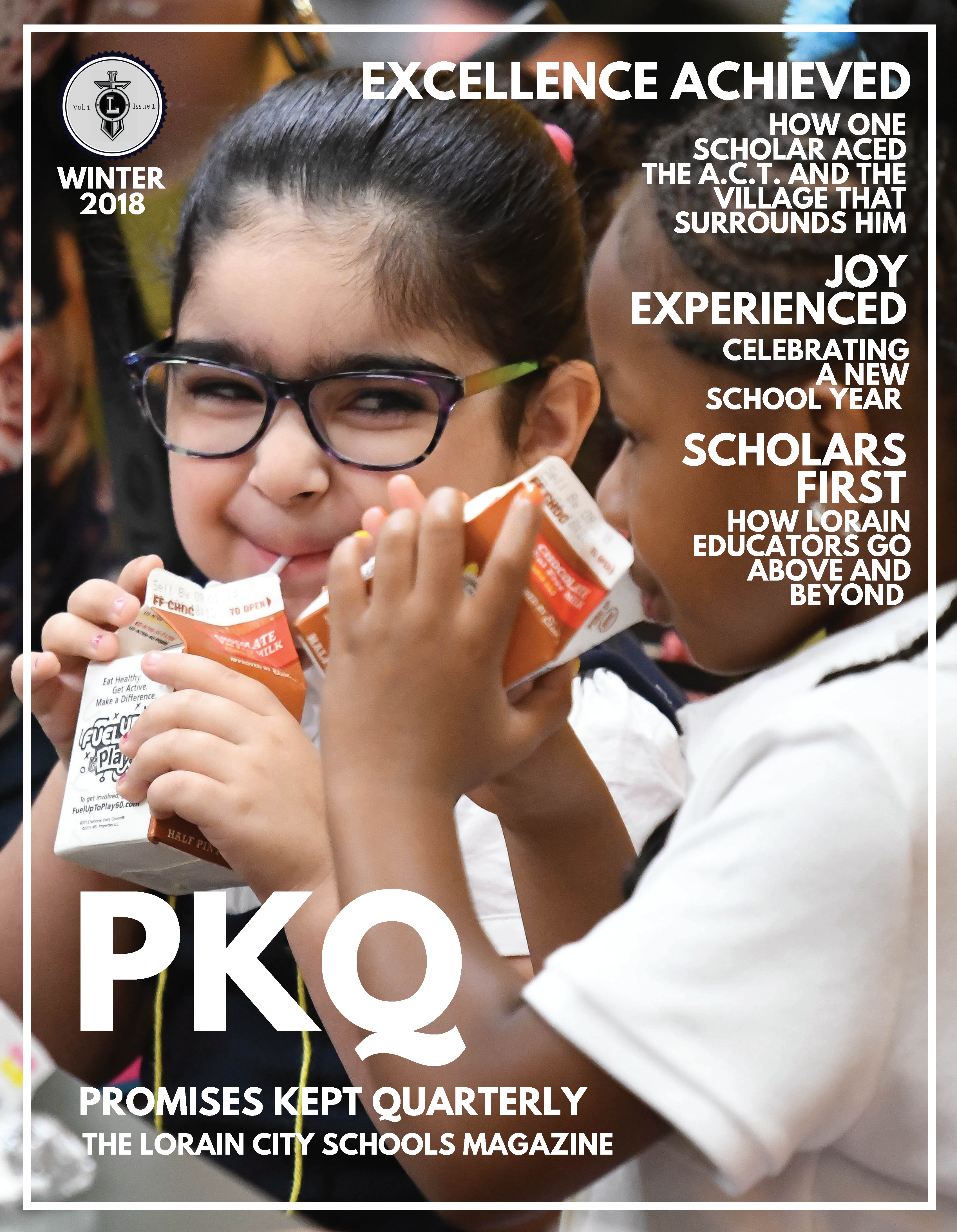 Cover of the PKQ Winter 2018