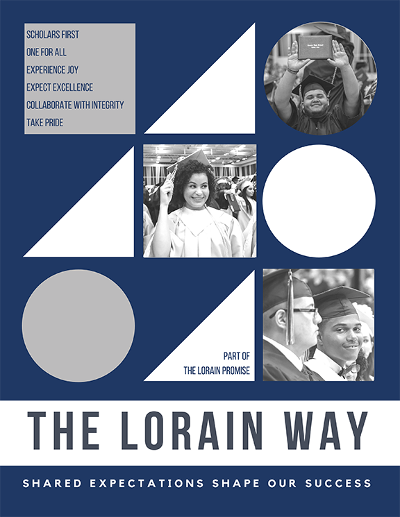 The Lorain Way Cover Page