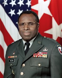 Official photo of Gen. Wilson